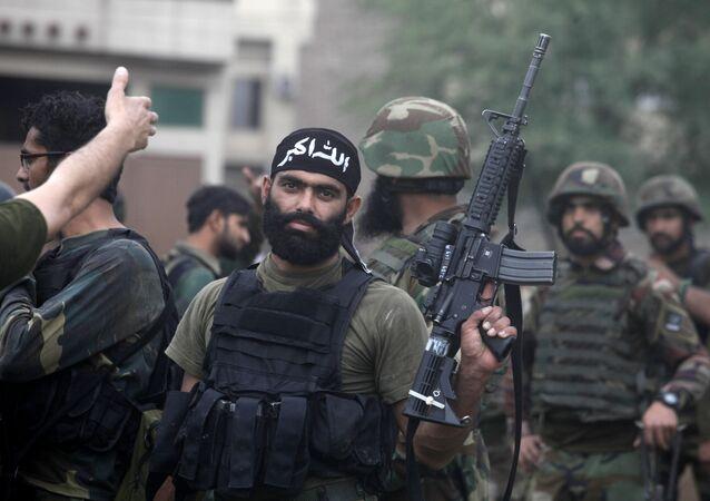 Militares de Pakistán (imagen referencial)