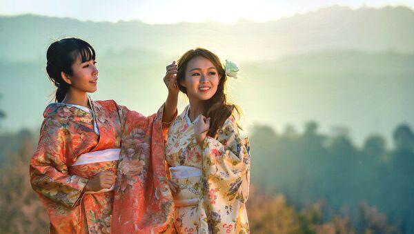 Mujeres japonesas - Sputnik Mundo