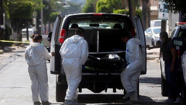 Cuerpos hallados en Jalisco (Archivo) - Sputnik Mundo