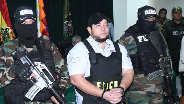 Pedro Montenegro Paz, narcotraficante - Sputnik Mundo