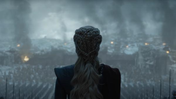 Daenerys Targaryen - Sputnik Mundo