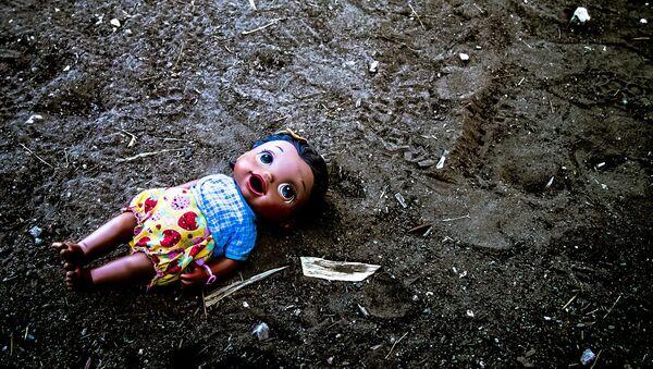 Un juguete, foto referencial - Sputnik Mundo