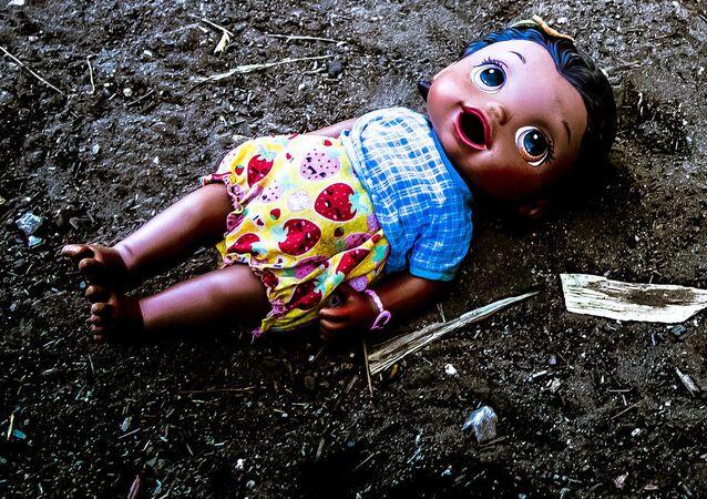 Un juguete (imagen referencial)
