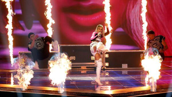 Semifinales del Festival de Eurovisión en Tel Aviv, Israel - Sputnik Mundo