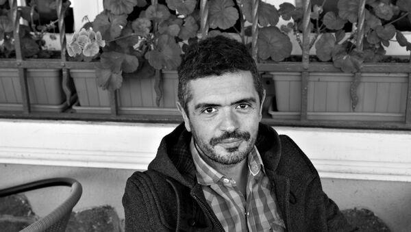 Leopoldo Brizuela, escritor argentino - Sputnik Mundo