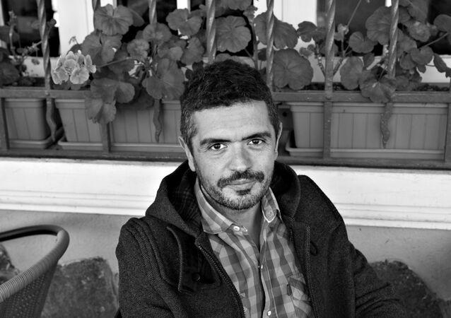 Leopoldo Brizuela, escritor argentino