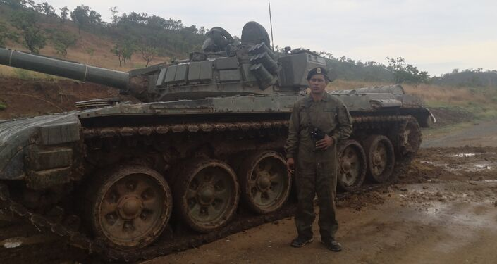 Sargento Primero, Camperos Duque, Batallón 413 G/D Pedro León Torres