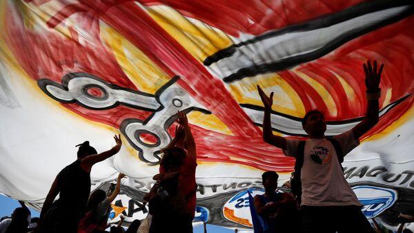 Protestas en Brasil contra recortes en educación pública - Sputnik Mundo