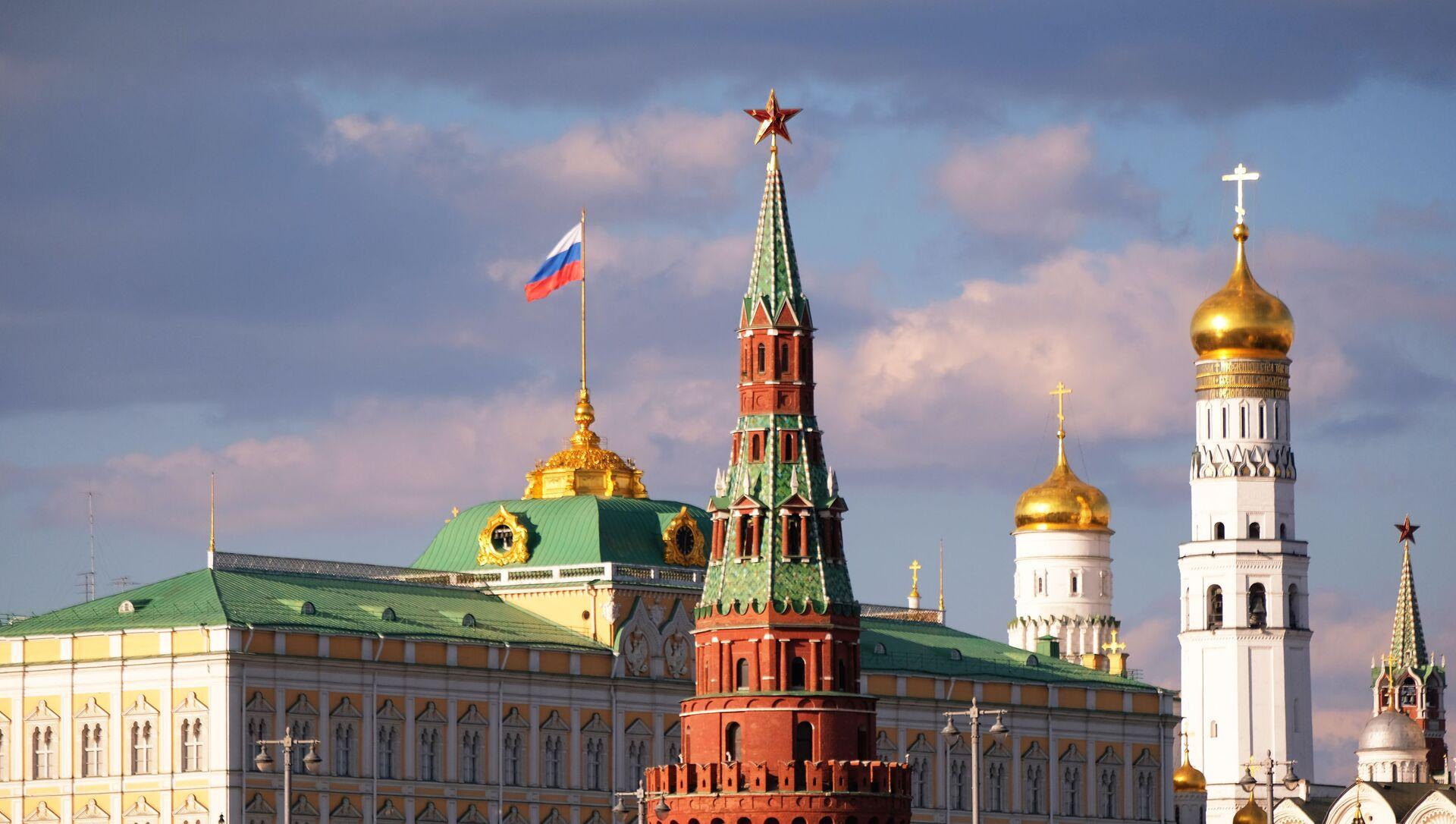 El Kremlin de Moscú - Sputnik Mundo, 1920, 17.06.2019