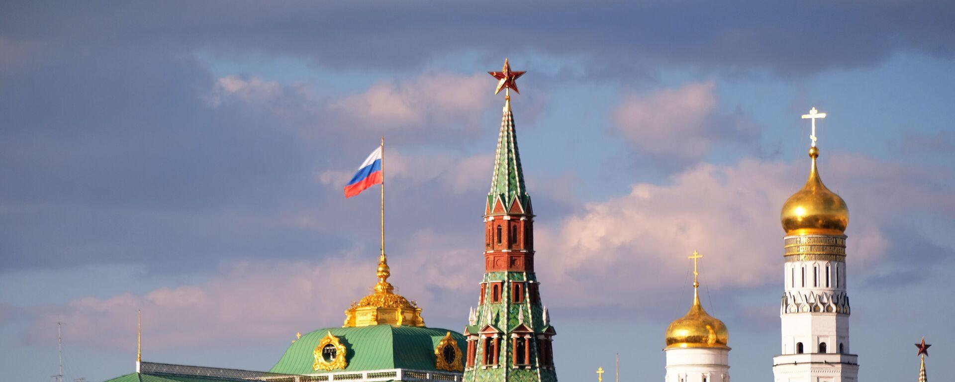 El Kremlin de Moscú - Sputnik Mundo, 1920, 04.06.2021