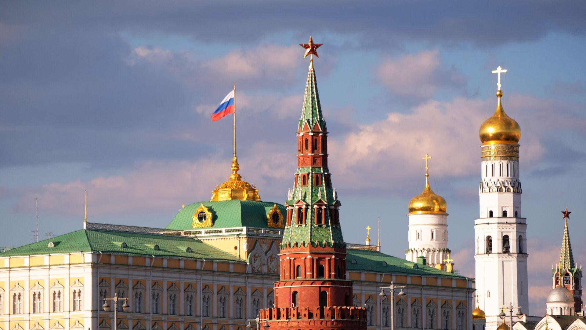 El Kremlin de Moscú - Sputnik Mundo, 1920, 22.06.2021