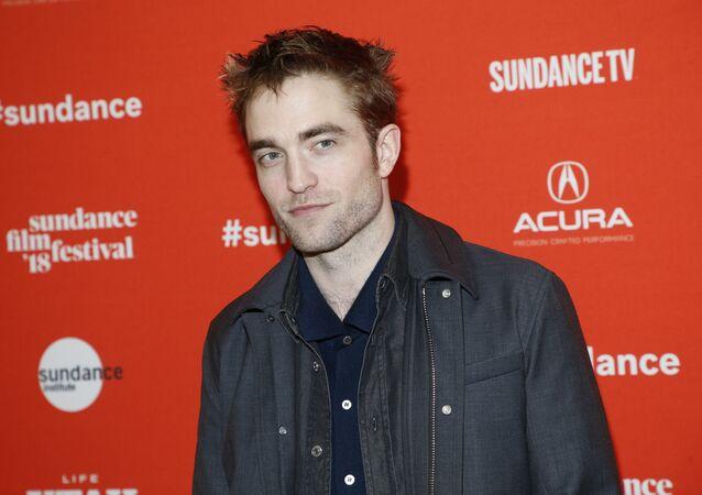 Robert Pattinson, actor británico