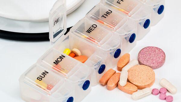 Medicamentos diarios - Sputnik Mundo