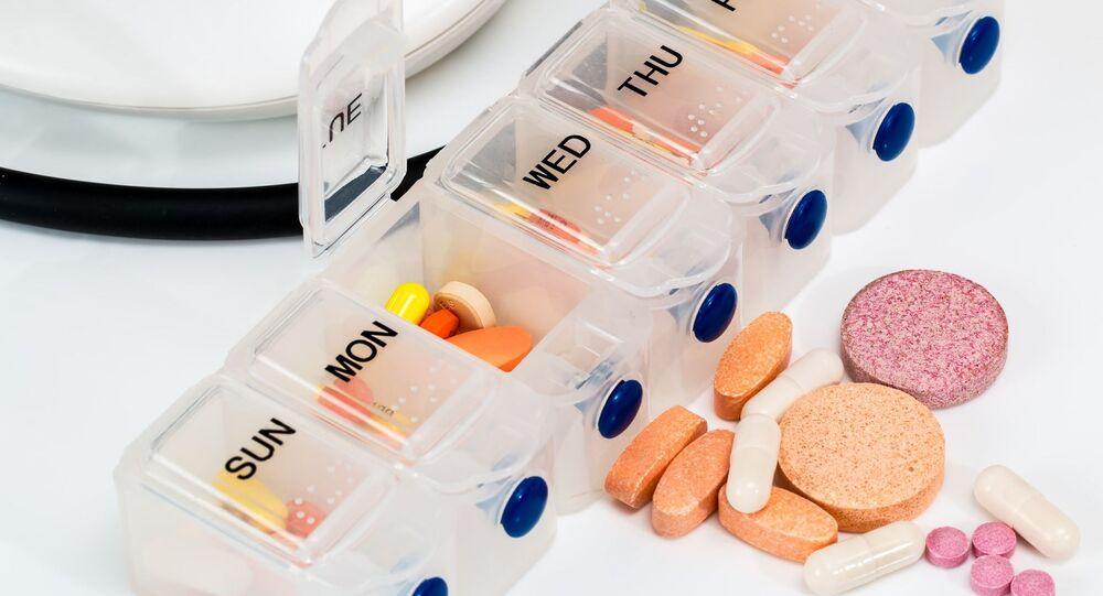 Medicamentos diarios