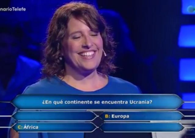 Versión argentina del popular juego televisivo '¿Quién quiere ser millonario?'
