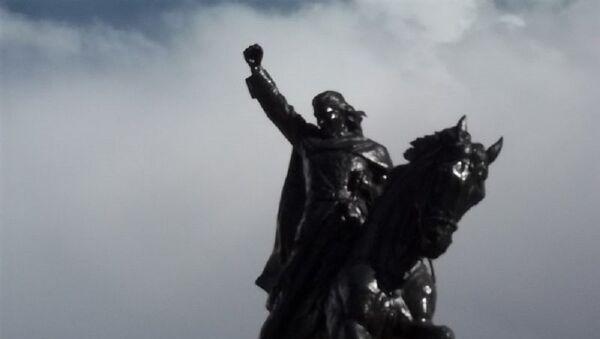 Túpac Amaru, líder indígena - Sputnik Mundo