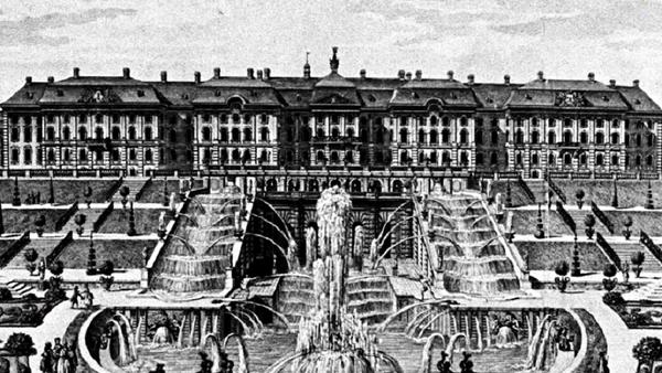 La emocionante historia del Palacio de Peterhof, el 'Versalles ruso' - Sputnik Mundo