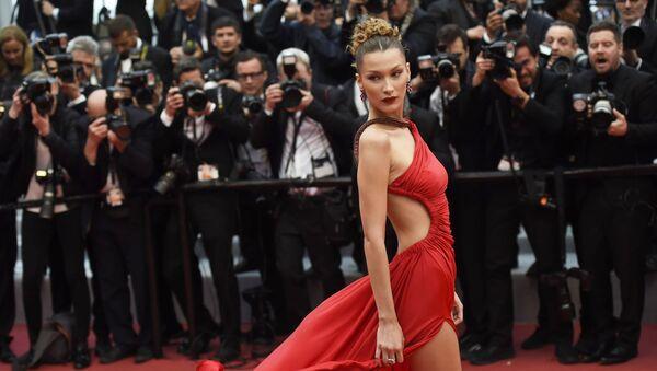 Las caras femeninas más bellas del 72 Festival de Cannes - Sputnik Mundo