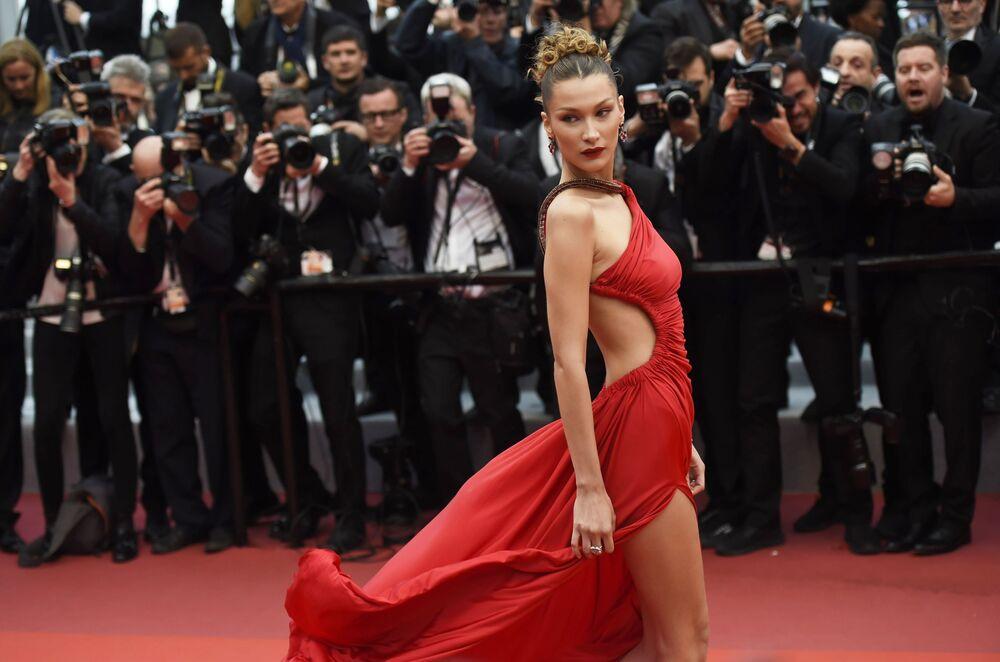 Las caras femeninas más bellas del 72 Festival de Cannes