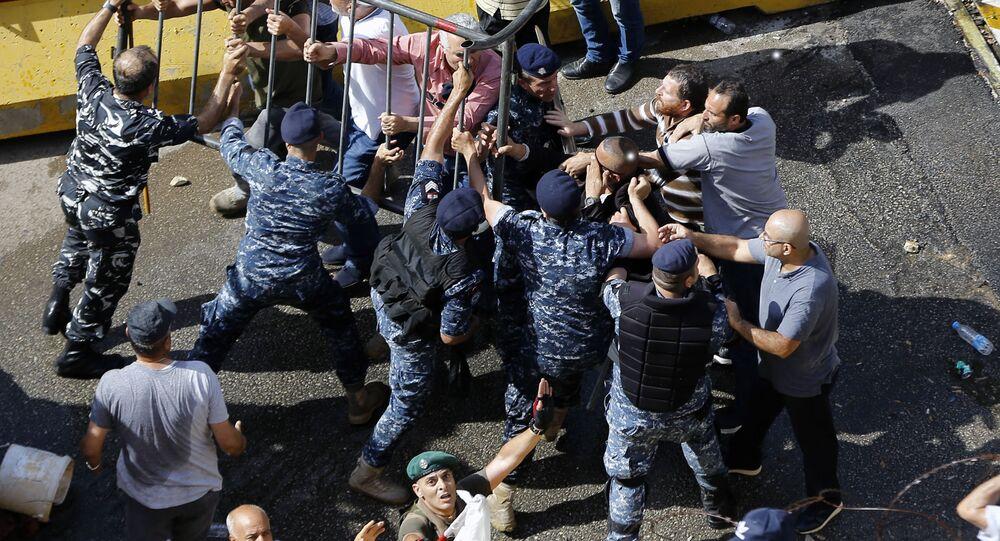 Situación en el Líbano
