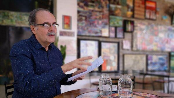 Enrique Ochoa Antich, escritor y político venezolano - Sputnik Mundo