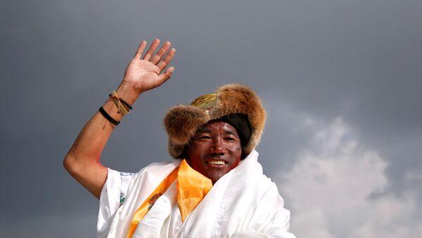 Kami Rita, 'sherpa', guía nepalés - Sputnik Mundo