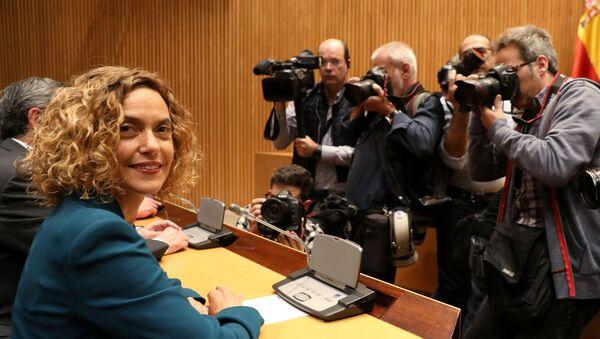 Meritxell Batet, elegidac como presidenta de la Cámara Baja del Congreso de los Diputados de España - Sputnik Mundo
