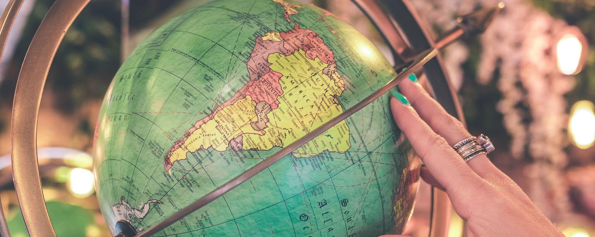 América Latina en un globo - Sputnik Mundo, 1920, 23.03.2021