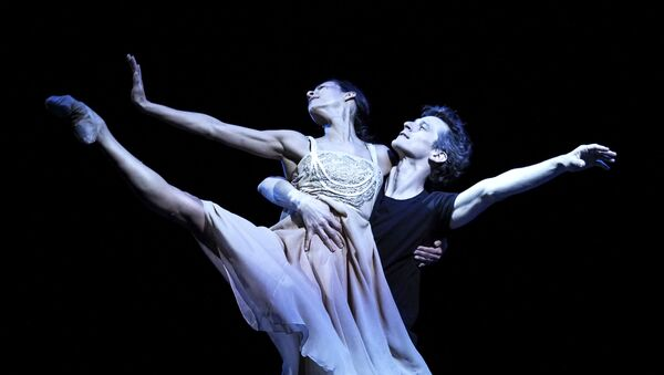 La bailarina mexicana Elisa Carrillo Cabrera  - Sputnik Mundo