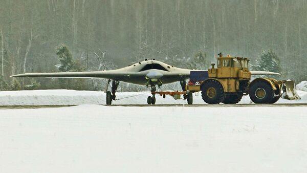 Dron ruso S-70 Ojotnik - Sputnik Mundo
