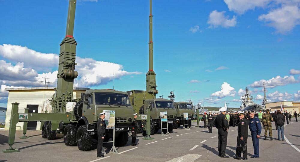 Sistema de guerra electrónica Murmansk BN