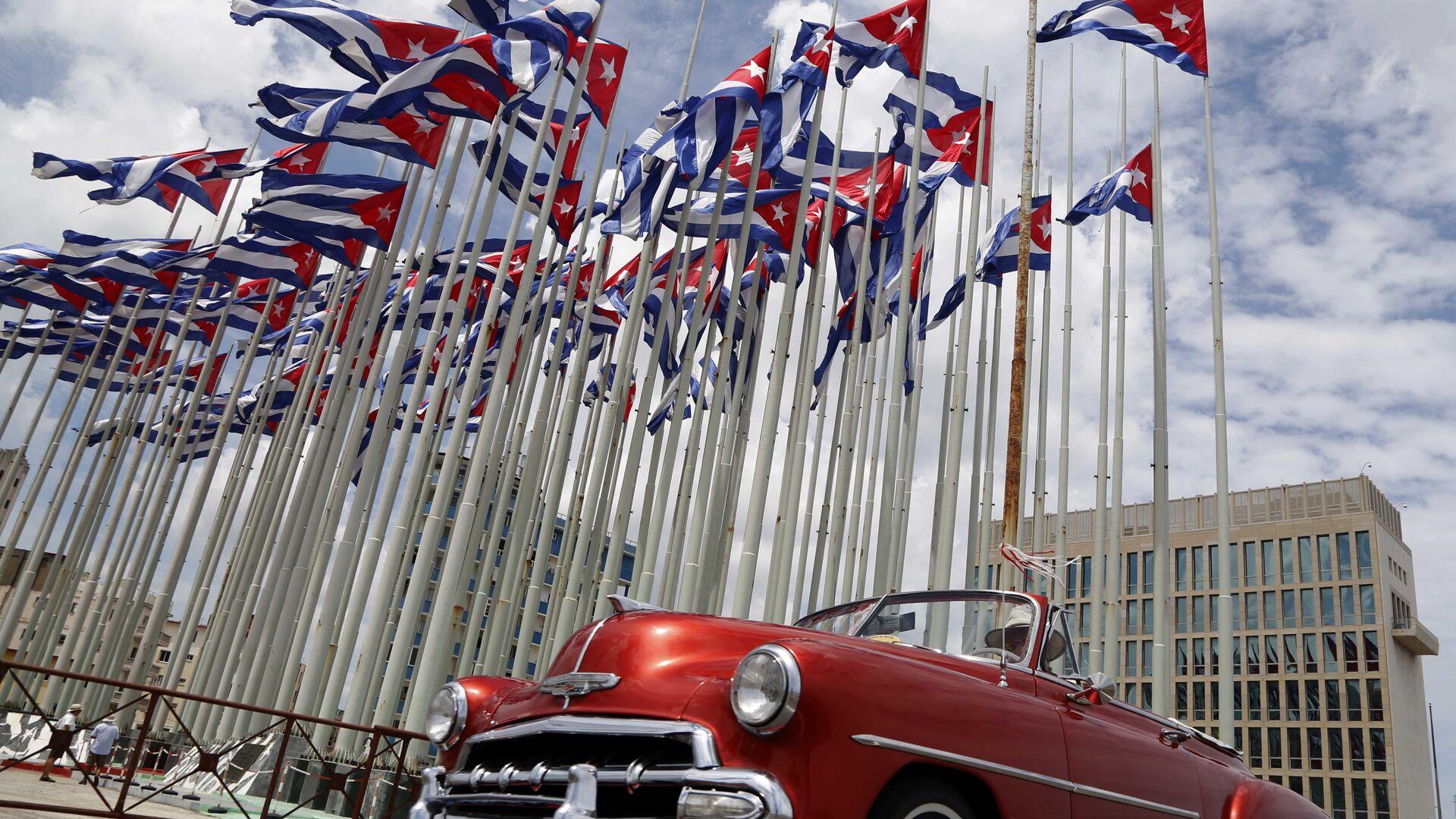 Tribuna antiimperialista en La Habana - Sputnik Mundo, 1920, 09.08.2021