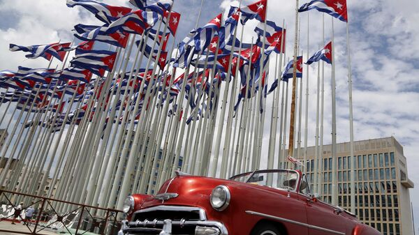 Tribuna antiimperialista en La Habana - Sputnik Mundo