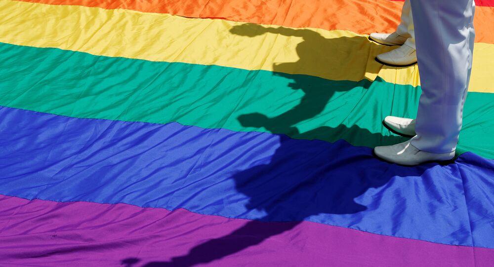 Matrimonio homosexual (imagen referencial)