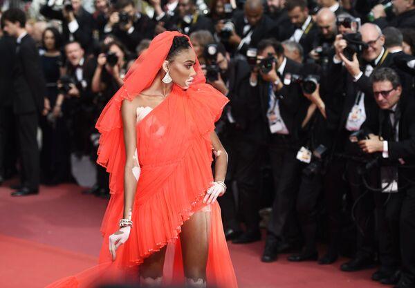 Eurovisión, Miss Chitá y el festival de Cannes: las mejores fotos de la semana - Sputnik Mundo