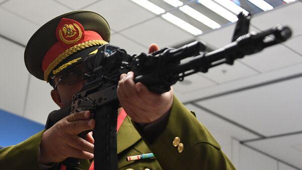 AK-200 - Sputnik Mundo