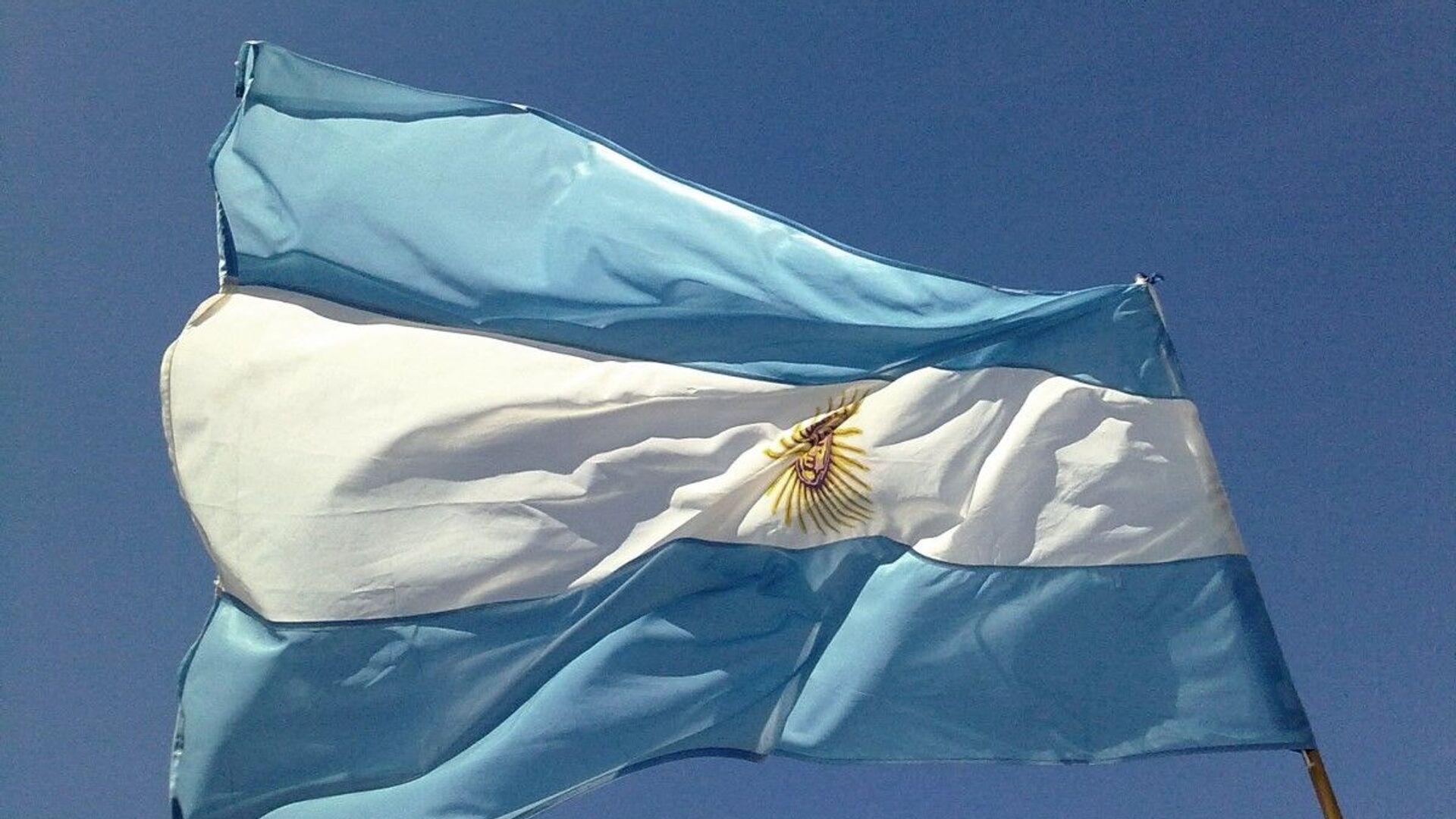 Bandera de Argentina - Sputnik Mundo, 1920, 06.03.2020