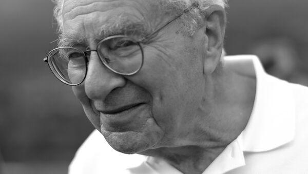 El físico estadounidense Murray Gell-Mann - Sputnik Mundo