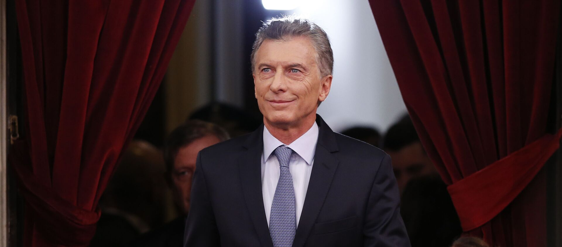 Mauricio Macri, expresidente de Argentina - Sputnik Mundo, 1920, 09.06.2020