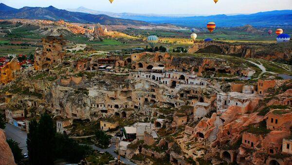 La región histórica de Capadocia - Sputnik Mundo