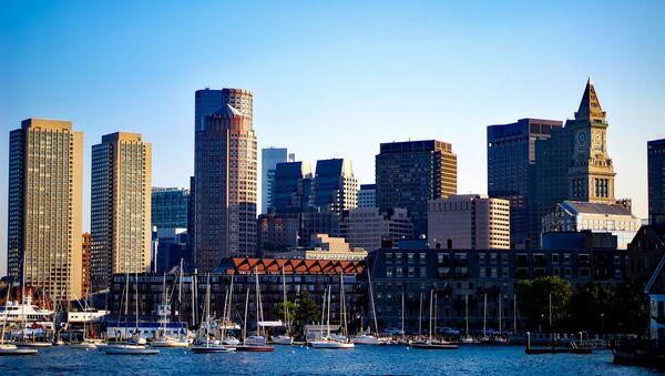 La ciudad de Boston en Massachusetts, donde se celebra el 37 congreso de la Asociación de Estudios Latinoamericanos (LASA) - Sputnik Mundo