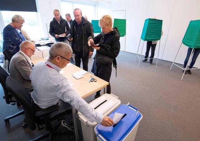 Elecciones al Parlamento Europeo en Estocolmo