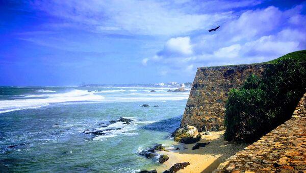 Las costas de Sri Lanka - Sputnik Mundo
