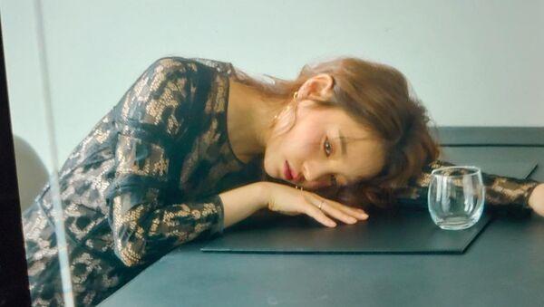 Goo Hara, cantante surcoreana - Sputnik Mundo