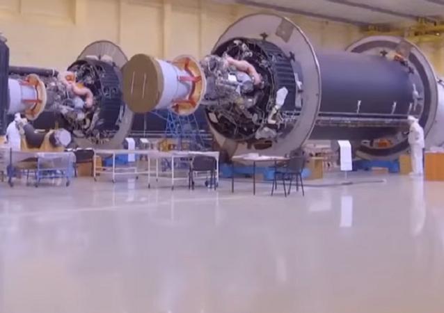 Roscosmos muestra dónde nacen los nuevos cohetes pesados rusos Angara