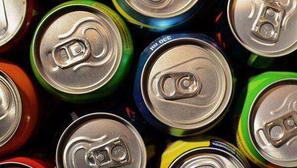Las latas de aluminio - Sputnik Mundo