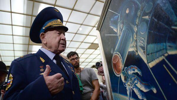 Alexéi Leónov, célebre cosmonauta ruso - Sputnik Mundo