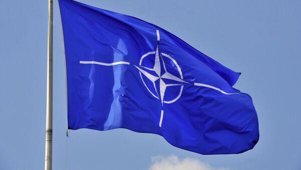 La bandera de la OTAN - Sputnik Mundo