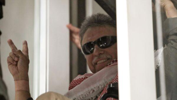 'Jesús Santrich', exlíder de las FARC - Sputnik Mundo