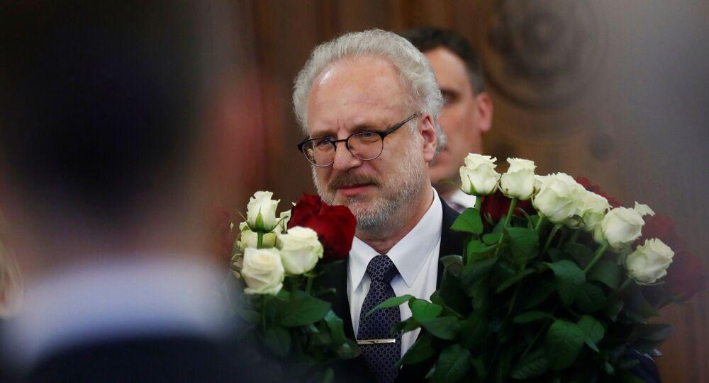 Egils Levits, nuevo presidente de Letonia